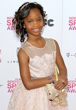 Quvenzhane Wallis | Photo Credits: Michael Tran/FilmMagic