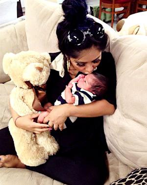 See New Pics of Snooki's Son Lorenzo