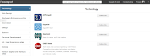 Feedspot, Another Replacement Of Google Reader. But This Is Your Social RSS Reader image Feedspot Discovery 1024x385