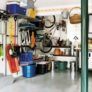 Make the most of untapped potential in your garage
