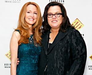 "Rosie O'Donnell: Health Scares Brought Me and Wife Michelle ""Much Closer"" Together"