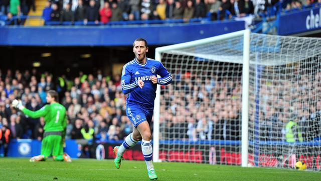 Premier League - Hazard is 'best young player' in the world