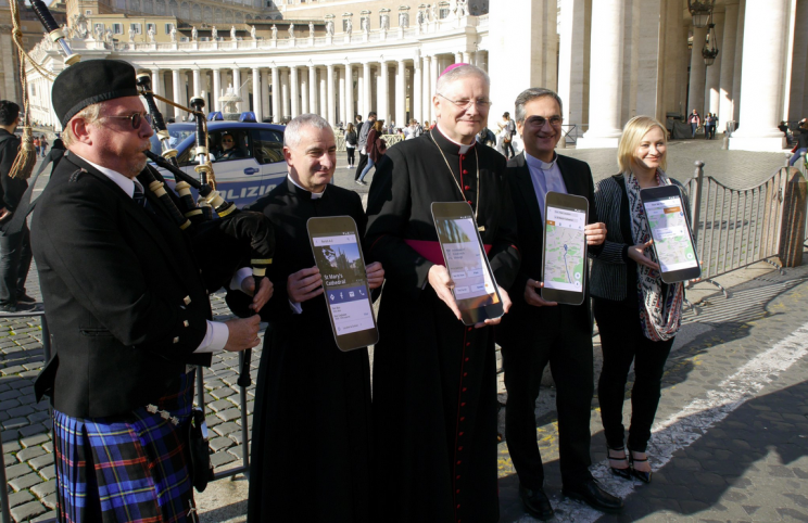 Looking for a place to confess your sins? The Vatican has an app for that