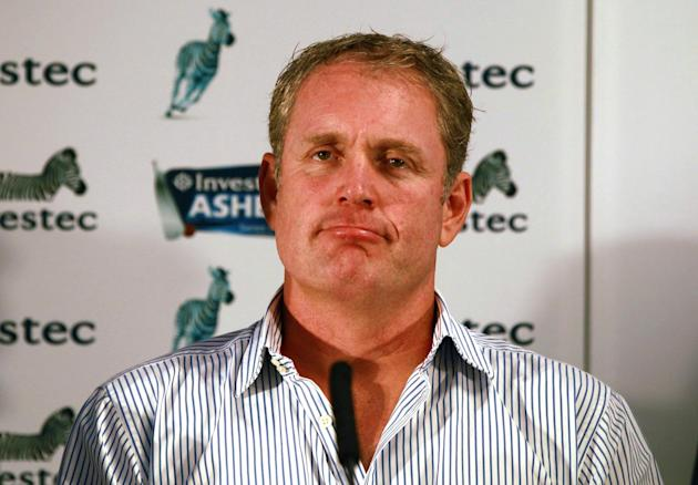 Cricket - Investec Ashes Press Conference - Investec Bank