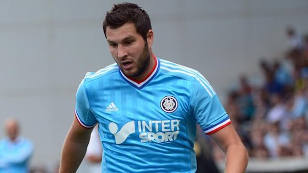FOOTBALL 2012 Marseille - Gignac