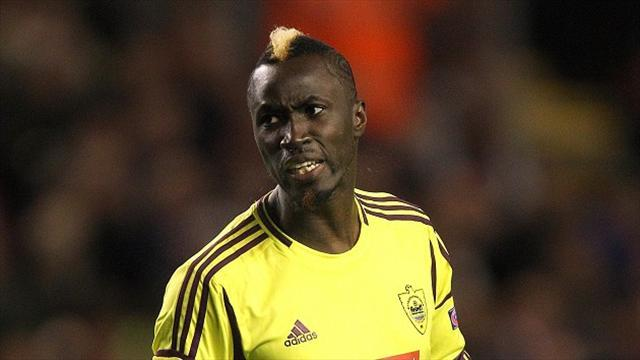 Premier League - Traore joins Everton on loan
