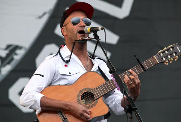 Tom Morello: Rage Against the Machine Not Working on New Music