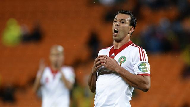African Cup of Nations - Morocco v Cape Verde: LIVE