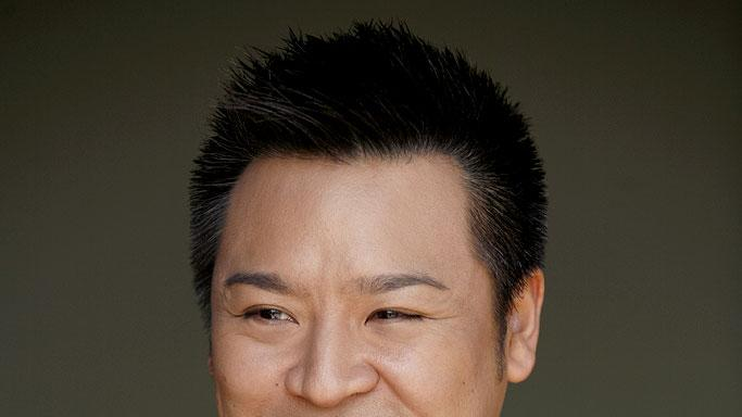 Rex Lee stars in Entourage on HBO.