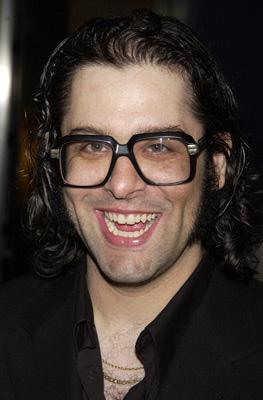 Judah Friedlander at the New York premiere of Fine Line's American Splendor