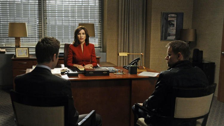 """The Good Wife"" -- ""I Fought The Law"""