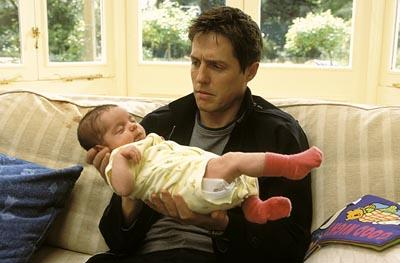 Hugh Grant in Universal's About A Boy