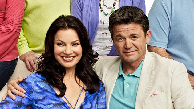 """Happily Divorced"" - Fran Drescher & John Michael Higgins"
