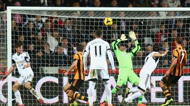 Premier League - FA charges Swansea and Hull over fracas