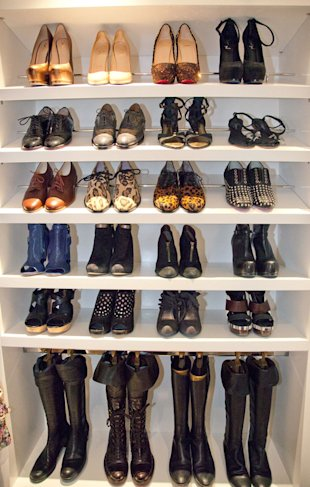 7 Incredible Celebrity Closets, From Kylie Jenner to Demi ...