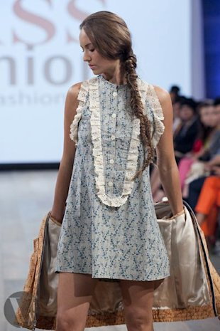 Vancouver Fashion Week: Spring/Summer 2013 (Day 1)