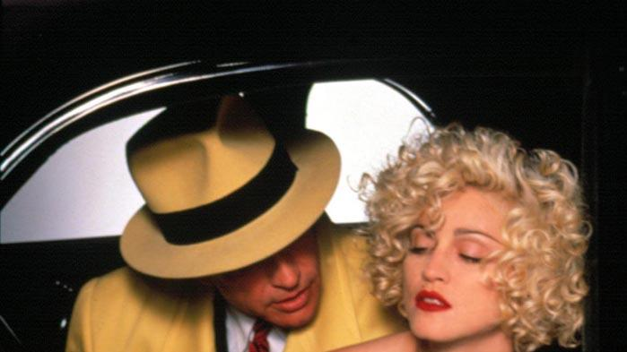 Madonna In Movies Gallery 2008 Dick Tracy