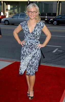 Rachael Harris at the Beverly Hills premiere of The Weinstein Company's Sicko