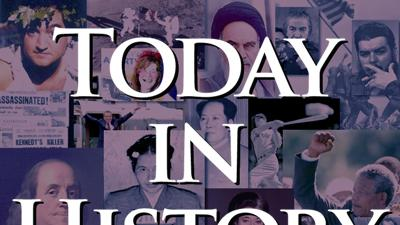 Today in History for March 20th