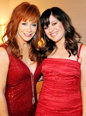 Reba McEntire: I Wouldn't Be Surprised if Kelly Clarkson, My Stepson Brandon Blackstock Elope!