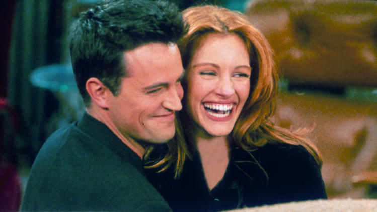 Matthew Perry, Julia Roberts