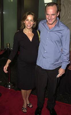 Premiere: Jennifer Grey and Clark Gregg at the Hollywood premiere of Touchstone's Bubble Boy - 8/23/2001