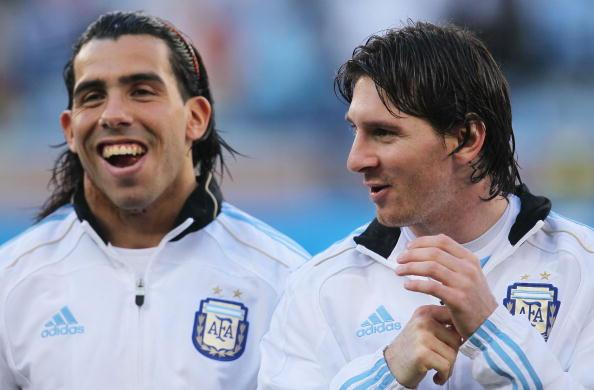 No rift between Lionel Messi and me: Carlos Tevez