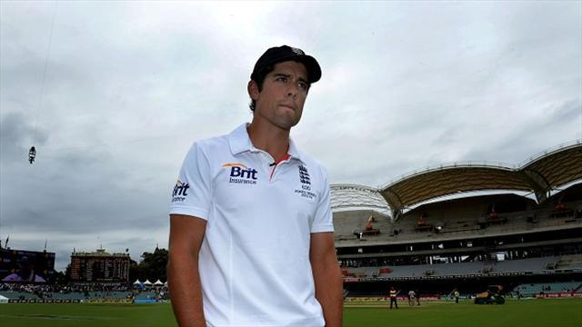 Ashes - Cook: It's time for England soul-searching