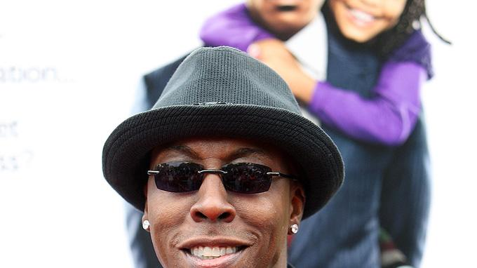 Imagine That LA Premiere 2009 Arsenio Hall