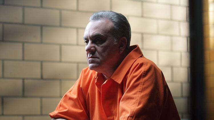 "John Sacrimoni AKA ""Johnny Sack"" ended his tenure on The Sopranos by dying of lung cancer after being imprisoned. Not a great way for the former boss to go out."