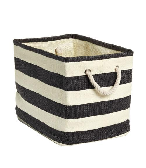 Instead of a Milk Crate, Try a Cute Organizer