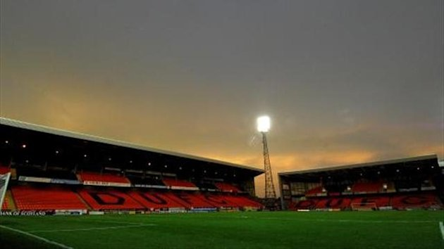General view of Tannadice Park (PA)