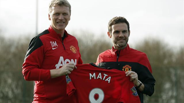 Premier League - Mata could make United debut against Cardiff