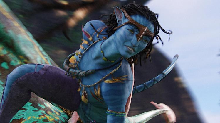 Avatar 20th Century Fox Production Photos 2009