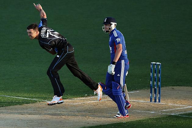 New Zealand v England - 1st T20