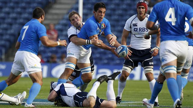 Six Nations - Trio return to Italy Six Nations squad