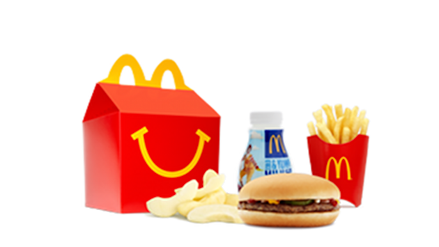 McDonald's Happy Meals