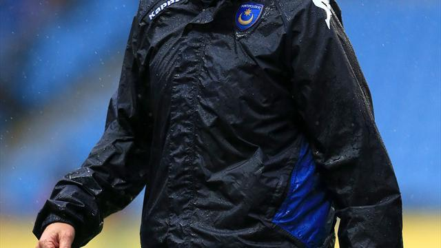 Football - Whittingham challenges Pompey youngsters