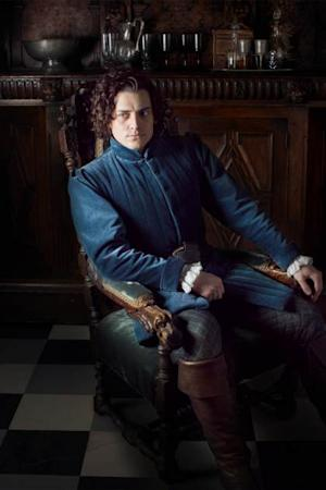 Aneurin Barnard as Richard, Duke of Gloucester in Starz's 'The White Queen' -- Starz