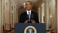 ap barack obama syria 1 ll 130910 16x9 608 Analysis: President Obama Finds Limits of Powers of Persuasion