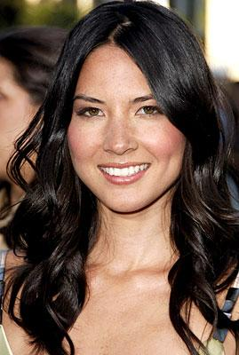 Olivia Munn at the Westwood premiere of Universal Pictures' The Break-Up