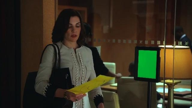 The Good Wife - Robotics Outtakes Episode 501