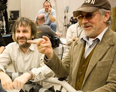 Peter Jackson and Steven Spielberg