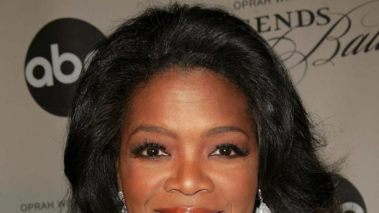 Oprah Winfrey at the 2006 Oprah Winfrey's Legends Ball on May 11, 2006