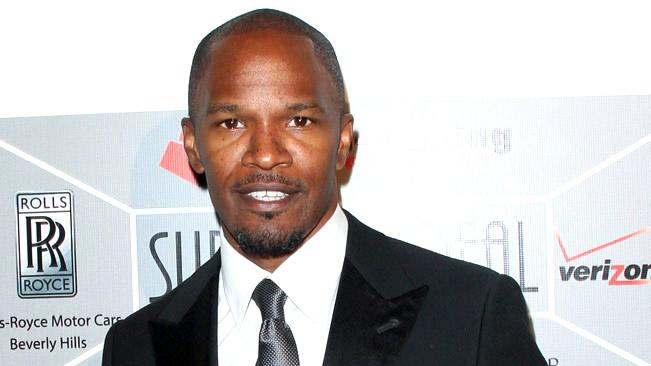 Jamie Foxx Surreal Real Charity Event Benefiting The Little Princess
