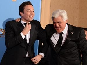 Jay Leno Out? NBC Picks Jimmy Fallon as 'Tonight Show' Successor (Report)