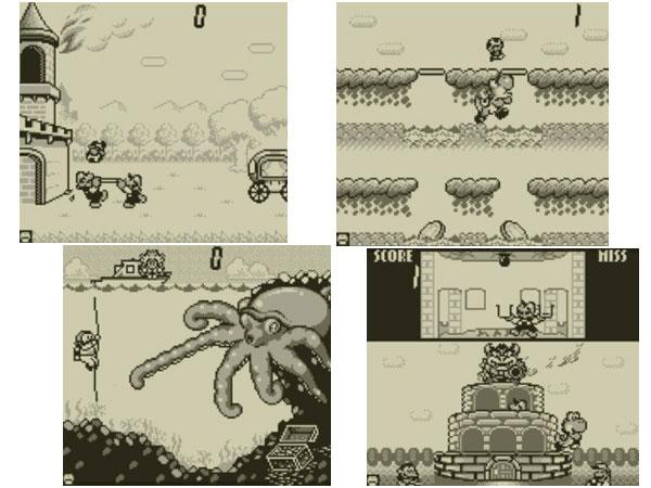 Game & Watch Gallery (3DS)
