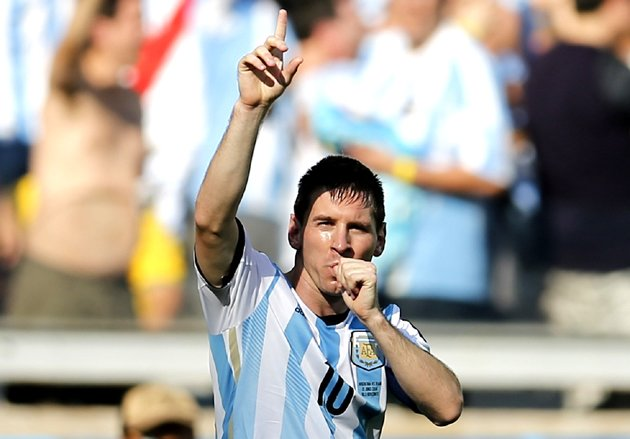 Does this World Cup need all the 'big' stars? Messi alone is enough