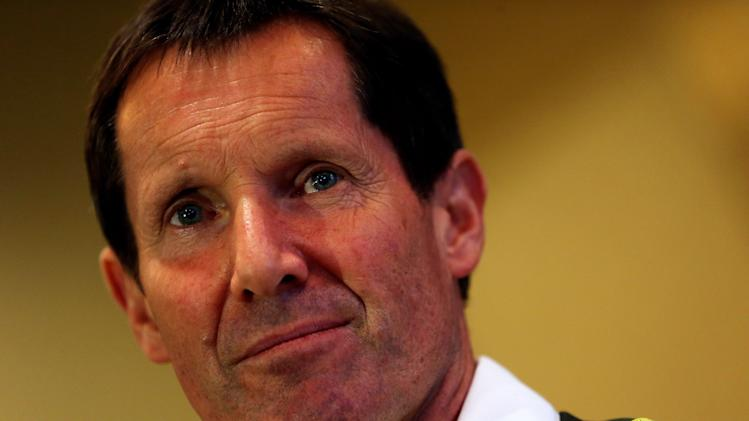 Rugby Union - Robbie Deans File Photo