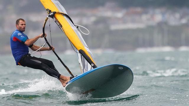 Sailing - Dempsey ready for Europeans after Sail for Gold victory